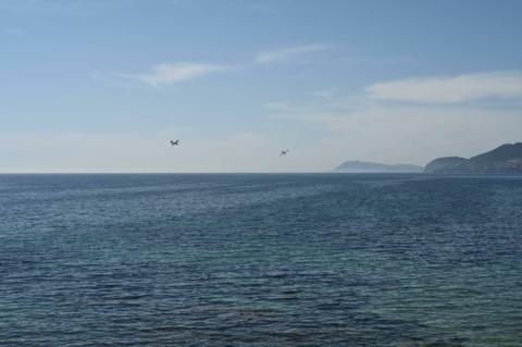 Chambre double vue mer - Stella Maris