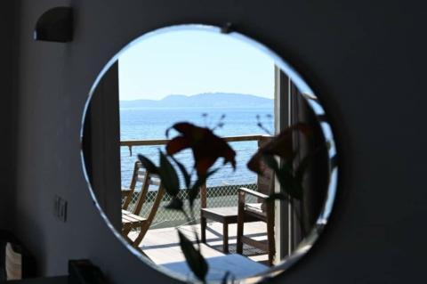 Chambre quadruple vue mer - Stella Maris